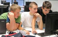 Voluntariado con jóvenes en edad escolar
