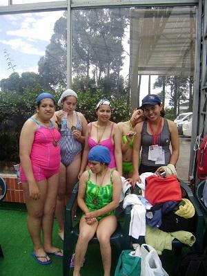 discapacitados piscina