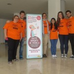 voluntari@s para la jornada universitaria del 25 de marzo