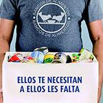 Voluntariado para la Gran Recogida de Alimentos del Banco de Alimentos de La Rioja