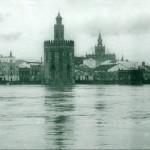Inundación de Sevilla en 1961