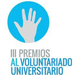 Logo III Premios al Voluntariado Universitario
