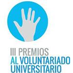 Logo III Premios al Voluntariado Universitario